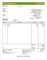 invoice template in microsoft word  simple invoice template   editable invoice templates printable