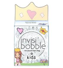Boots, <b>Invisibobble kids princess sparkle</b> hair bobble 3s, £3.95 ...
