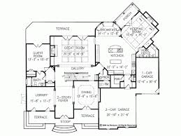 Chateau House Plan   Square Feet and Bedrooms from Dream    Level
