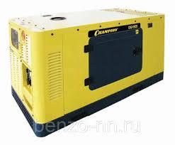 <b>Дизельный генератор Champion DG15ES</b>. Купить <b>Дизельные</b> ...
