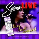 Live: The Last Concert album by Selena