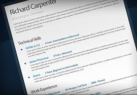 premium and free resume templates   the design workfree professional online one page resume templates