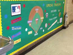 17 best ideas about teamwork bulletin boards cute spring training baseball teamwork bulletin board