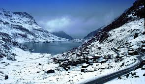 Image result for Tsomgo in gangtok