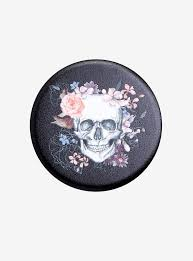 <b>PopSockets</b> Skull Rose Phone Grip & Stand in 2020 | <b>Popsockets</b> ...