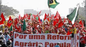 Resultado de imagen para Crímenes contra trabajadores sin tierra mst aumentan a medida que se profundiza la crisis política en Brasil
