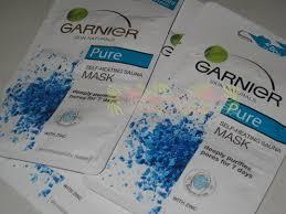<b>Косметика garnier</b> sauna mask - Всё о товарах