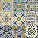 10ideas about Painting Ceramic Tiles on Pinterest