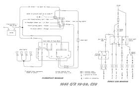 wiring headlight switch for chevy 1960 c10 truck chevytalk or link to full size drawing