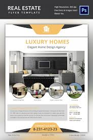 real estate flyer  psd ai vector eps format  commercial real estate flyer template