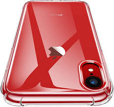 iPhone XR Case, CANSHN Clear Protective Heavy ... - Amazon.com