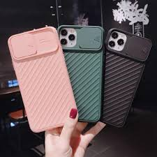 Slide <b>Camera</b> Cover Lens <b>Protection Phone Case</b> For iPhone 11 ...