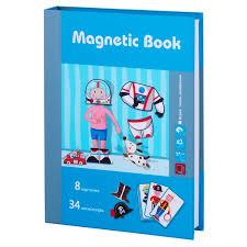 <b>Развивающая</b> игра <b>Magnetic</b> Book Интересные профессии TAV029