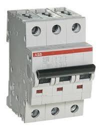 Автомат 3P 20А S200 (6 кА, C) <b>ABB</b> 2CDS253001R0204 : Купить у ...