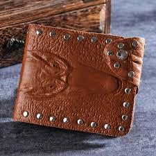 Short Mens Wallets <b>Alligator Pattern Pu</b> Leather Man Purses Hasp ...