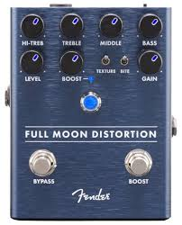 <b>Fender Педаль Full</b> Moon Distortion — купить по низкой цене на ...