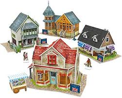 CubicFun 3D Britain Puzzles Architectural Cityscapes ... - Amazon.com