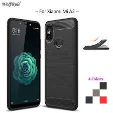 Xiaomi Mi A2 <b>Case Xiaomi Mi</b> 6X Fitted Cases Soft TPU Rugged ...