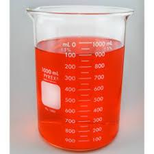 PYREX 1000-1000 <b>Glass Beaker</b>, <b>1000mL</b>