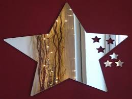 metal star wall decor: barn stars wall decor nerdlee mirrors for the wall mirrored barn stars star mirror wall decor mirrored stars wall decor wonderfull mirrored stars wall decor inspirations