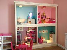 ideas about American Girl Dollhouse on Pinterest   Girls    American girl house  Just the photo link