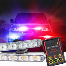 <b>2pcs 60cm</b> Silicagel LED <b>DRL</b> Turn Signal Strip Lights Flexible Soft ...