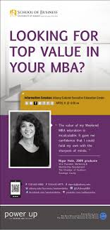 ualbany weekend mba looking for top value in your mba ad  looking fortop value inyour mba information session albany colonie executive education center s m t