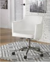 signature design by ashley baraga home office swivel desk chair white desk chair alymere home office desk