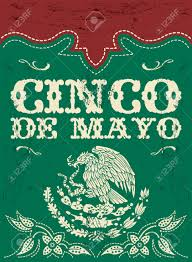 cinco de o mexican holiday vector poster card template cinco de o mexican holiday vector poster card template grunge effects can be