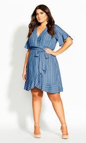 Shop Women's Plus Size Dresses - City <b>Chic</b>