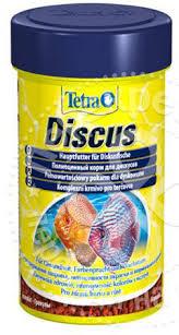 Купить <b>Корм</b> для рыб <b>Tetra Diskus</b> для дискусов 1л с доставкой на ...