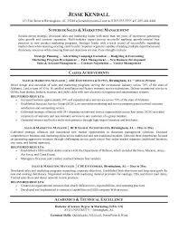 manager resume  marketing  seangarrette cojk sales and marketing manager sample b b sales resume sales resume free sample resumes our  top pick for sales and   manager resume
