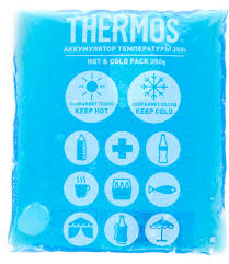 Купить <b>аккумулятор</b> температуры 350 г <b>Thermos</b> Gel Pack 410412 ...