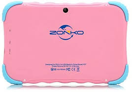 """<b>ZONKO Kids Tablet</b>, 7"""" Android <b>Tablet</b> with WiFi and Bluetooth ..."""