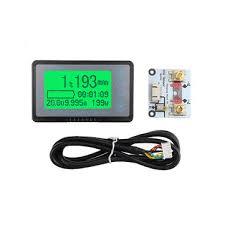 tf03k 100v50a coulomb counter <b>meter battery capacity indicator</b> ...