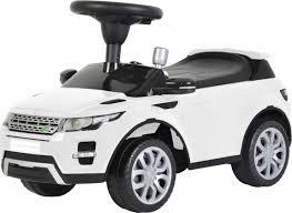 <b>Каталка</b> Z348B <b>Range Rover</b> Evoque , Белый — купить в ...