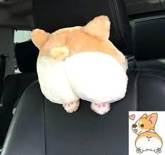 Aeruiy <b>25cm Cute</b> Soft Cartoon Plush Corgi Dog Animal Toy Puppy ...