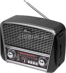 Купить <b>Радиоприемник RITMIX RPR-065</b> в интернет-магазине ...