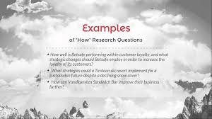 phd thesis research question from topic to thesis developing a research question from topic to thesis developing a research question