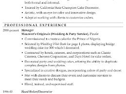breakupus inspiring resumeexampleexmedjpg hot dental breakupus excellent resume sample master cake decorator cool test manager resume besides totally resume