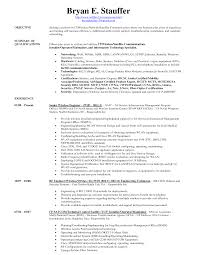 resume with skills section example  seangarrette coresume