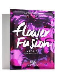 Flower Fusion™ <b>Питательная маска для лица</b> с фиалкой | Origins ...