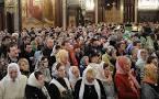 Какие молитвы читают в церкви на службе