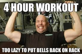 change gym