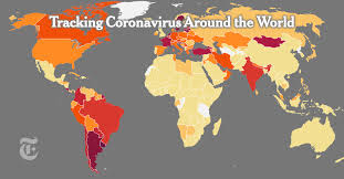 Coronavirus <b>World Map</b>: Tracking the Global Outbreak - The New ...