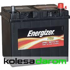 """Купить аккумулятор легковой """"<b>ENERGIZER</b>"""" <b>Plus Asia</b> 60Ач о/п ..."""