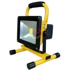 Купить <b>LED прожектор</b> 20W 220V IP65 c ручкой, переносной (<b>LFL</b> ...