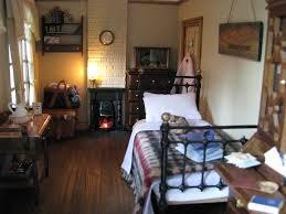 buy iland dollhouse victorian bedroom