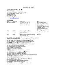 resume for nursing educator resume nurse educator lcjs health educator sample resume nursing