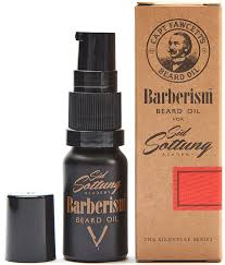 Captain Fawcett <b>Масло для бороды Barberism</b>, 10 мл